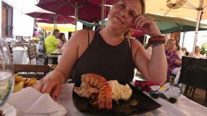 Froodyz eet kreeft in Havana!