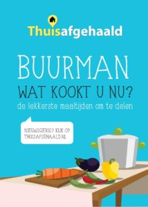 Thuisafgehaald, marketing & communitymanagement